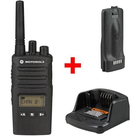 talkie walkie professionnel motorola