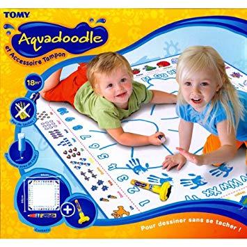 tapis aquadoodle tomy