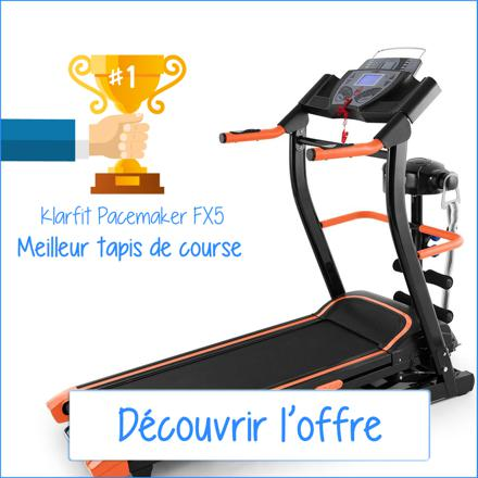 tapis de course promotion
