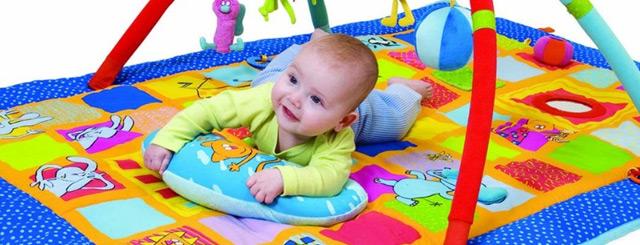 tapis éveil bébé pas cher