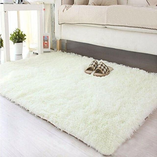 tapis fluffy