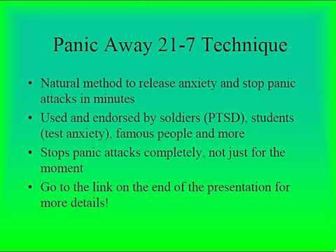 technique anti stress