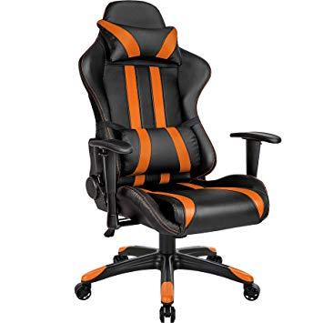 tectake chaise fauteuil siège de bureau