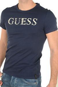 tee shirt guess homme