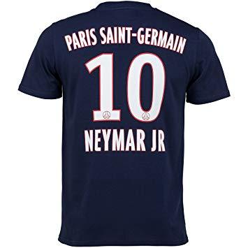 tee shirt psg neymar