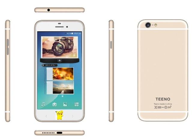 teeno smartphone
