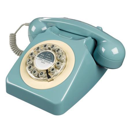 telephone fixe retro