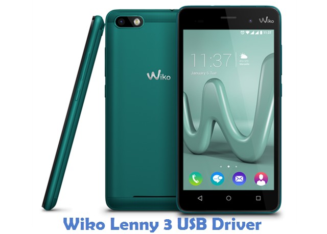 telephone portable wiko lenny 3