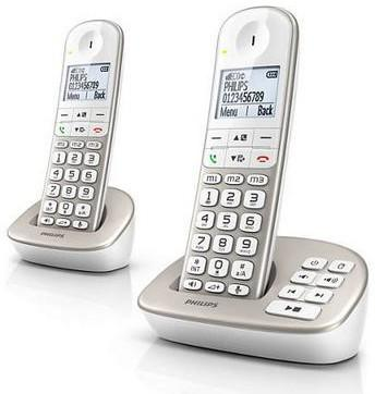 telephone sans fil grand ecran