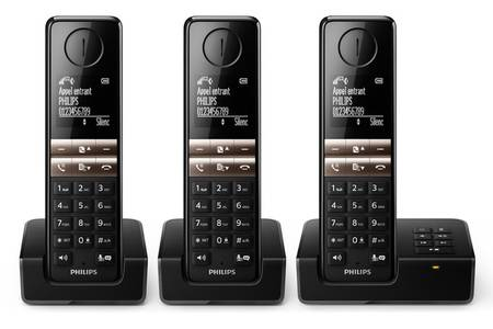 telephone sans fil trio philips