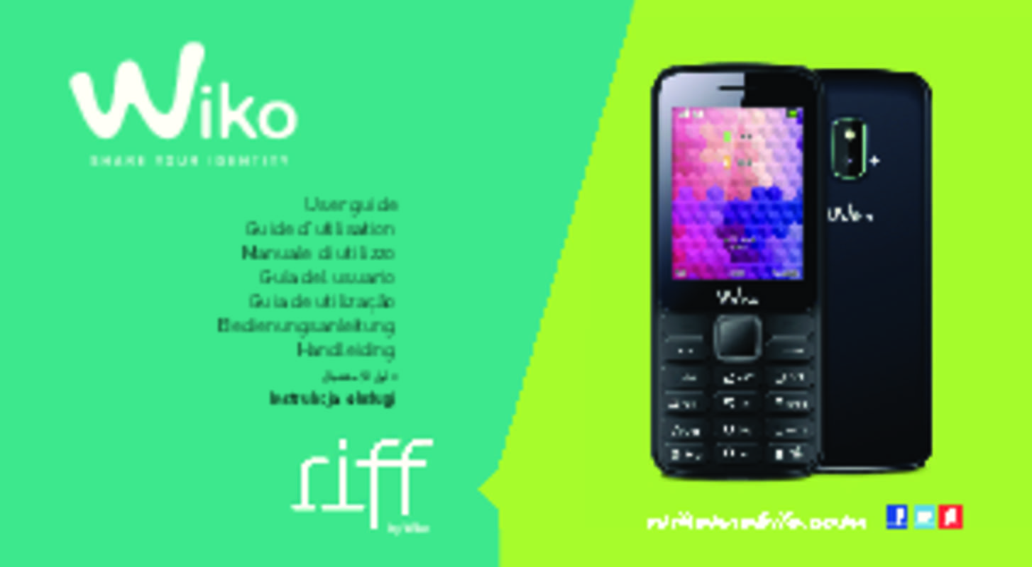 telephone wiko notice