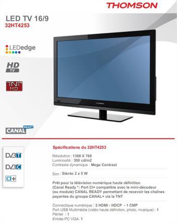 televiseur compatible hdcp