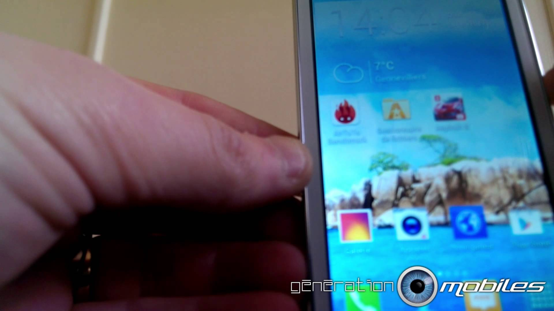 test alcatel one touch