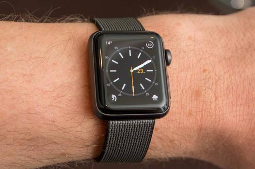test apple watch 2