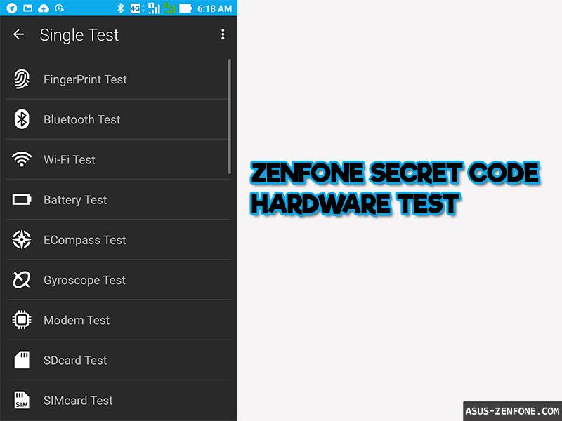 test asus