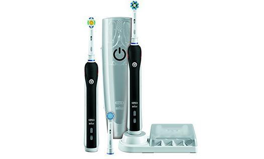 test brosse a dent electrique