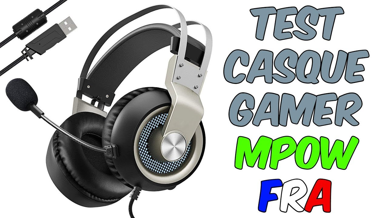test casque gamer