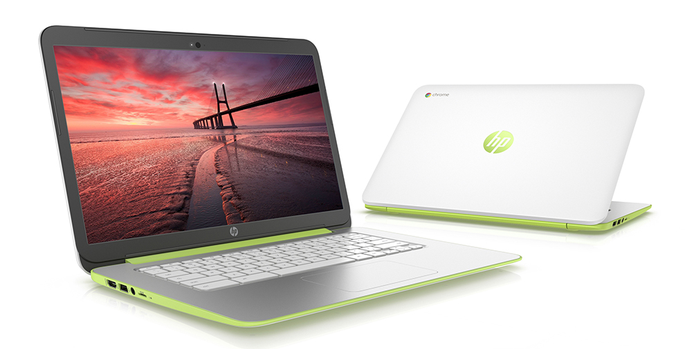 test chromebook hp 14