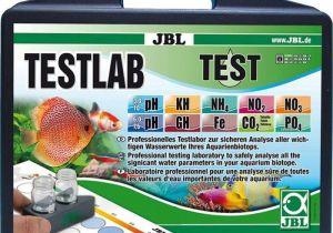 test eau aquarium