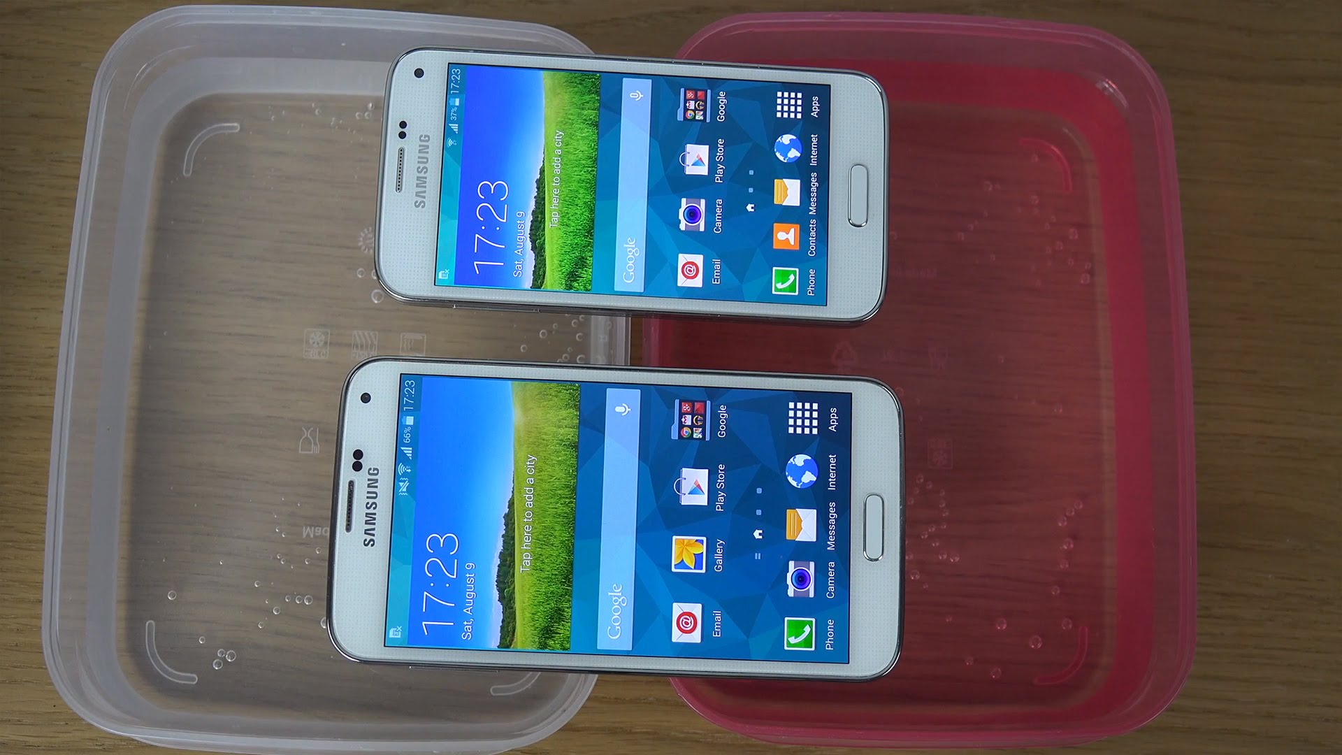 test galaxy s5 mini