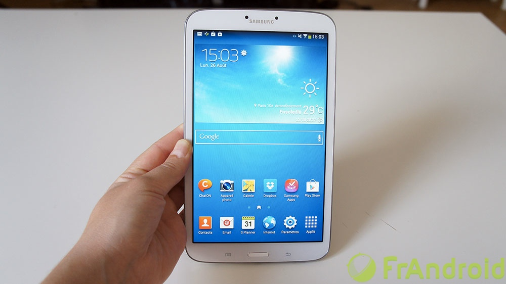 test galaxy tab 3