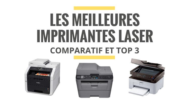 test imprimante laser couleur multifonction