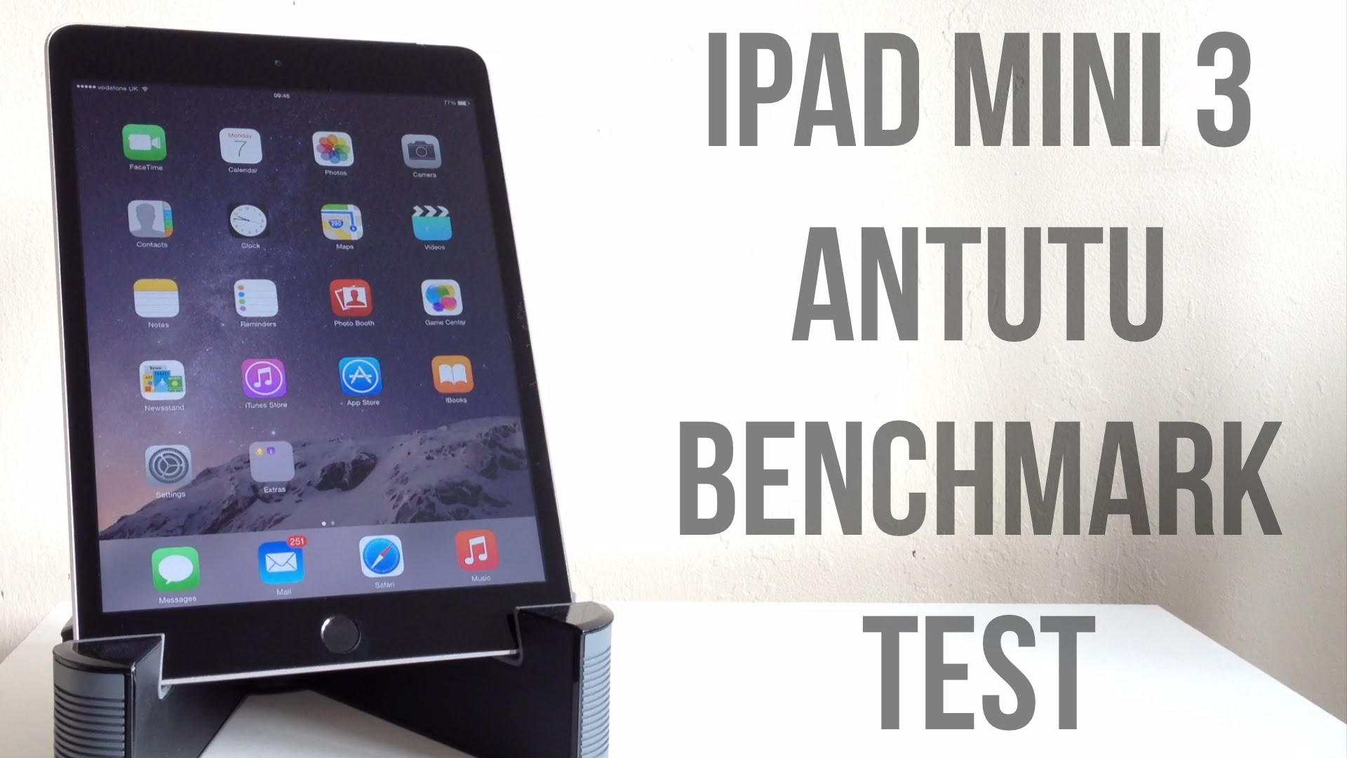 test ipad mini 3