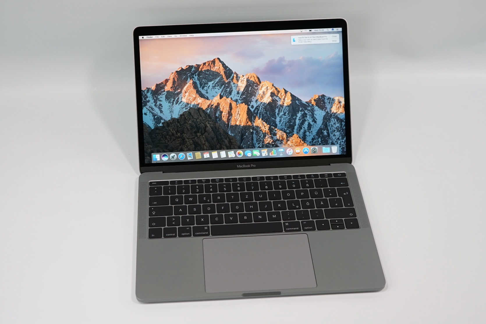 test macbook pro 13 2017