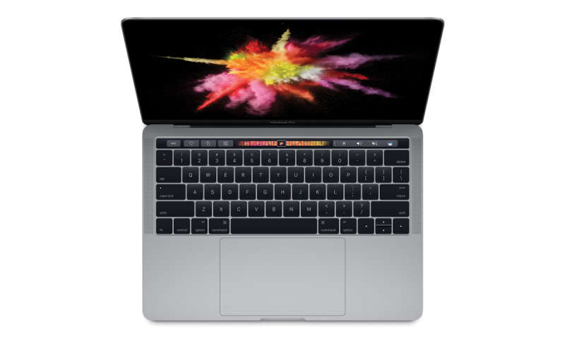 test macbook pro 13