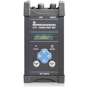 test radio portable
