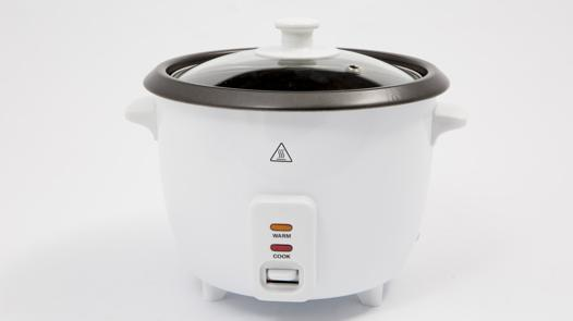 test rice cooker