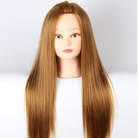 tete a coiffer cheveux long