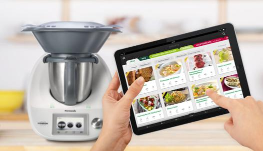 thermomix application