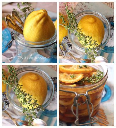 thym miel citron