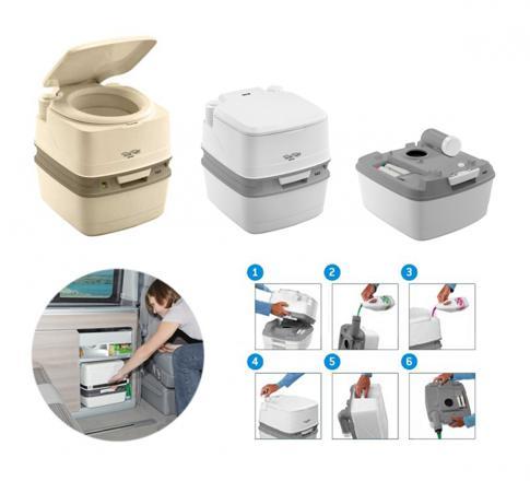 toilettes portables