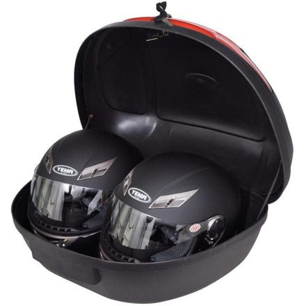 top case 2 casques