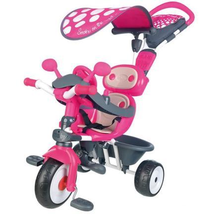 tricycle bébé fille