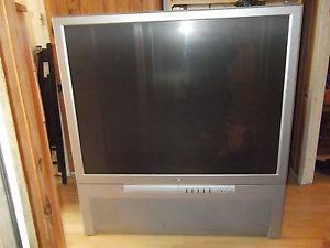 tv retroprojecteur sony