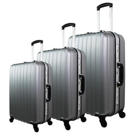 valise rigide sans fermeture eclair