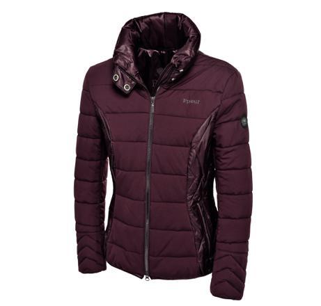 veste équitation hiver femme