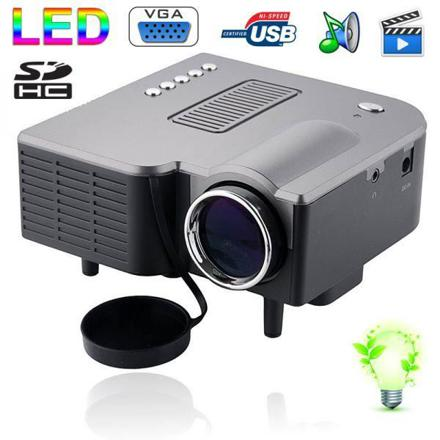 videoprojecteur a led