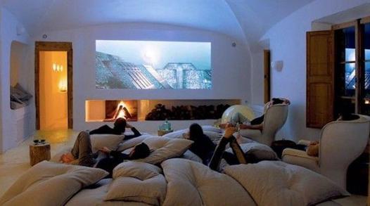 videoprojecteur maison