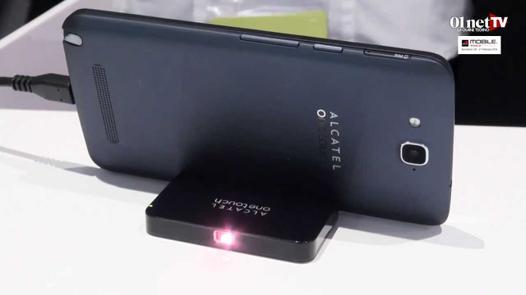 vidéoprojecteur smartphone