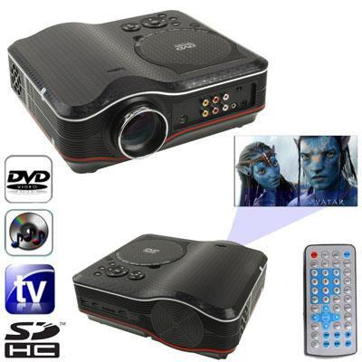 videoprojecteur tv integre