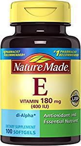 vitamine e 400 iu