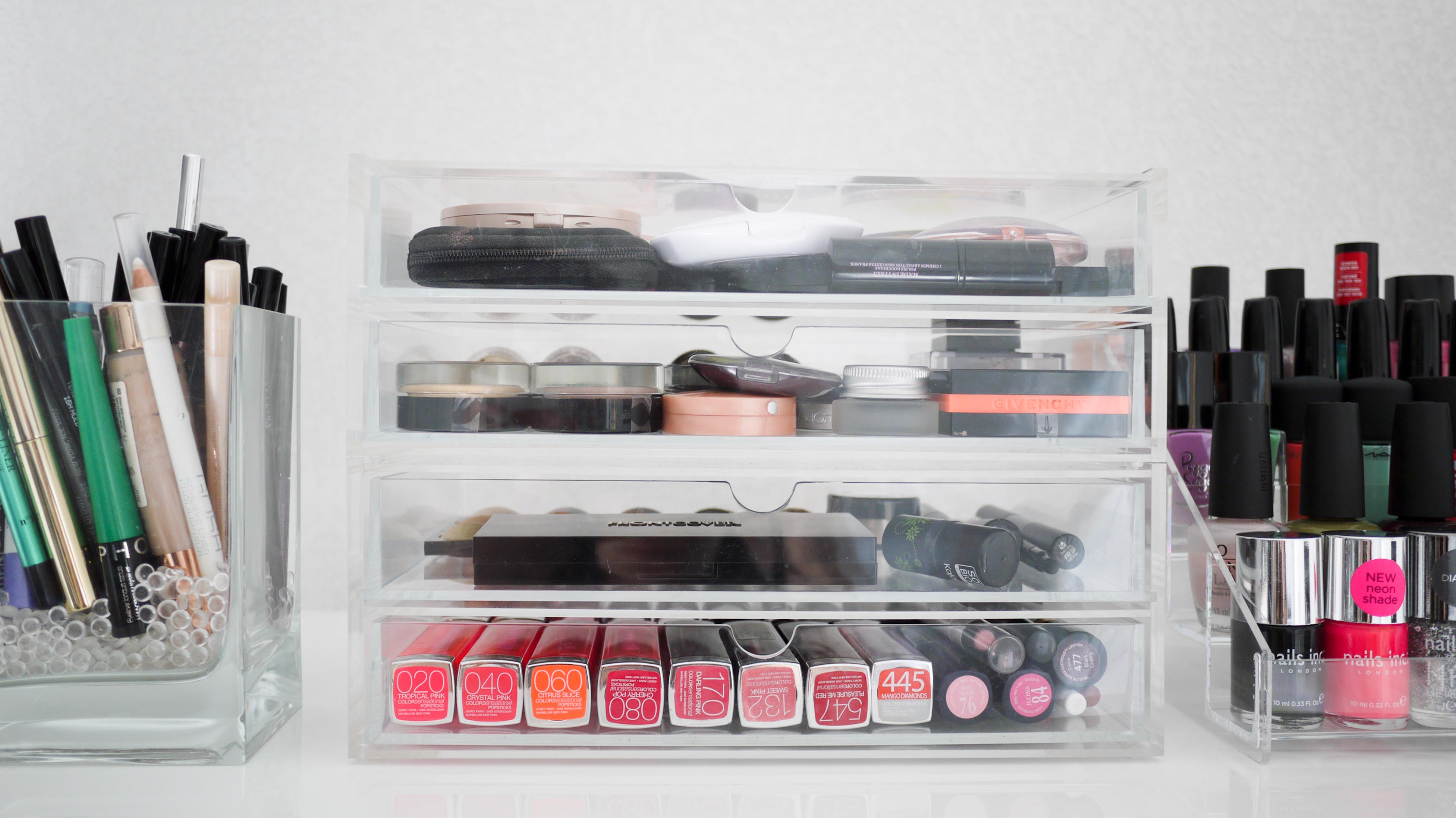 accessoire rangement maquillage