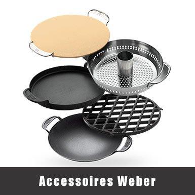 accessoire weber barbecue