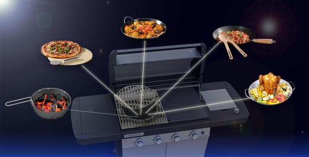 accessoires pour barbecue campingaz