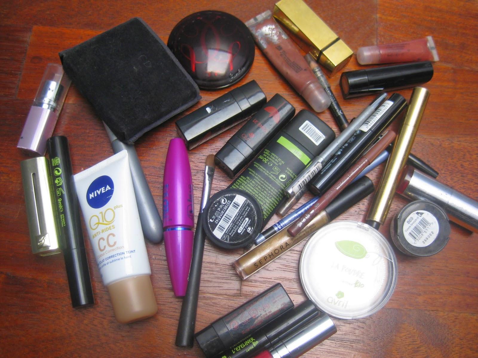 achat maquillage