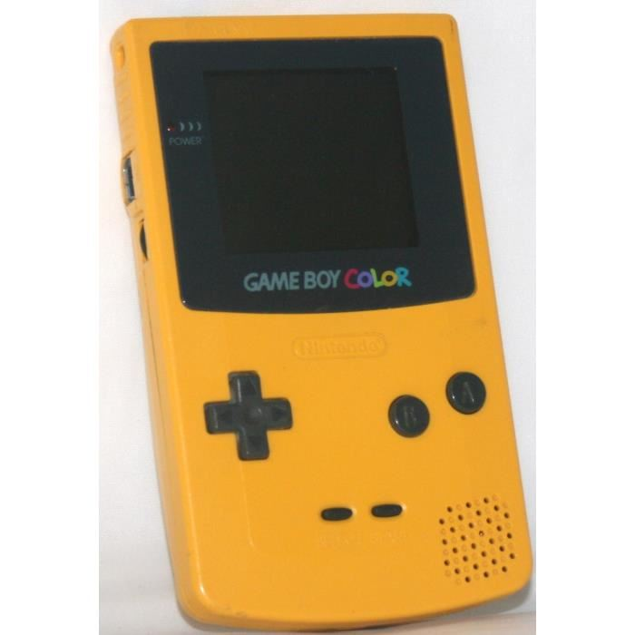 acheter game boy color